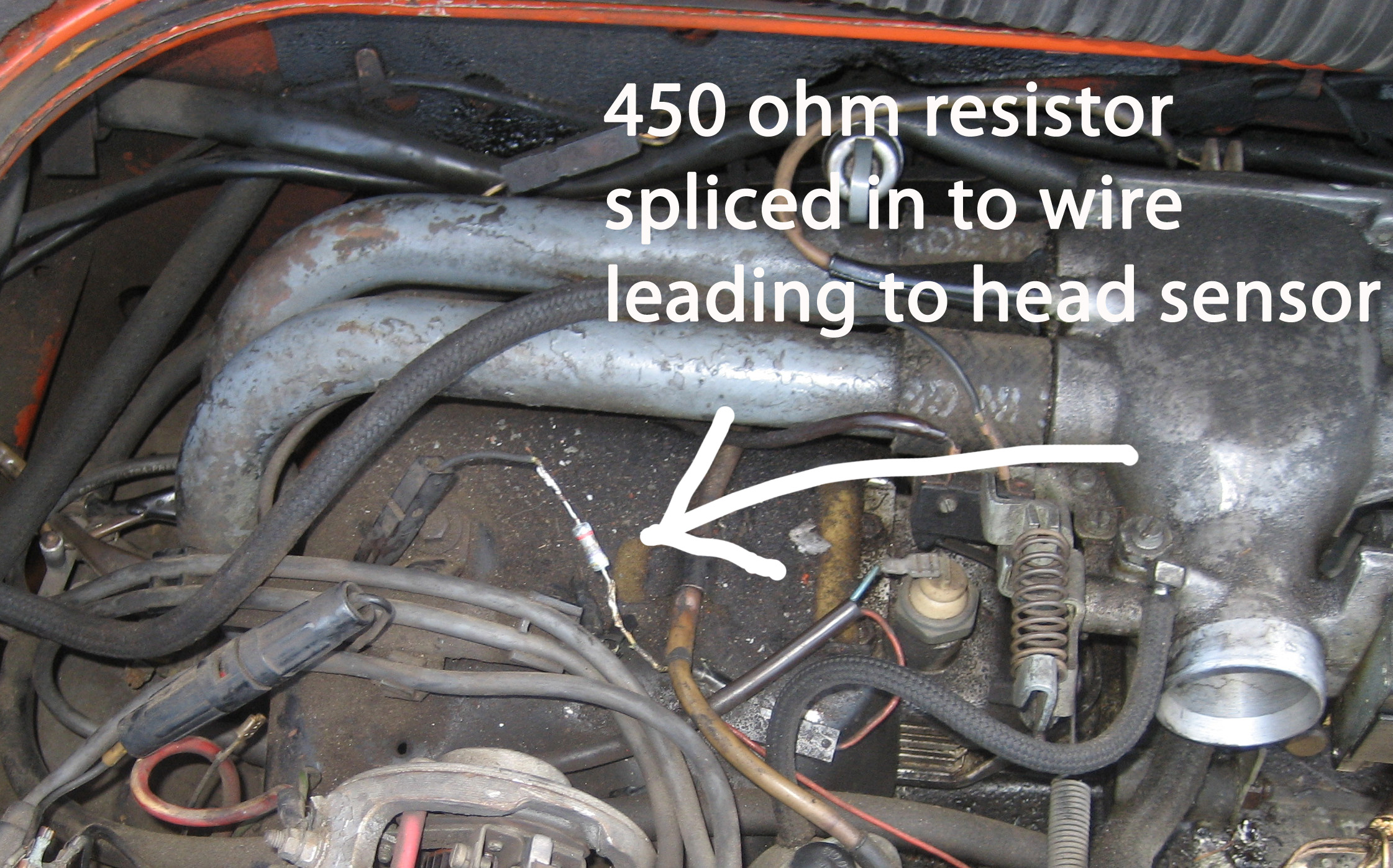 How To Do A Real Tune Up On An Air Cooled Vw Robert Hays German 1972 Volkswagen Beetle Coil Wiring Hattonsresistor